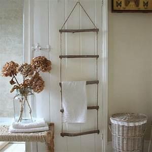 14 rangements astucieux pour votre salle de bain porte With salle de bain design avec objet de décoration original