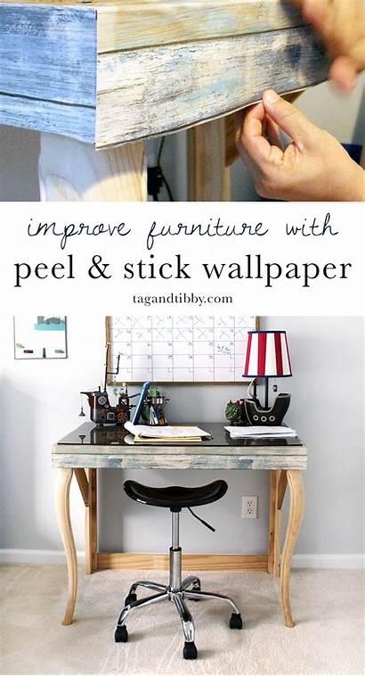 Peel Stick Furniture Diy Projects Improve Decorating