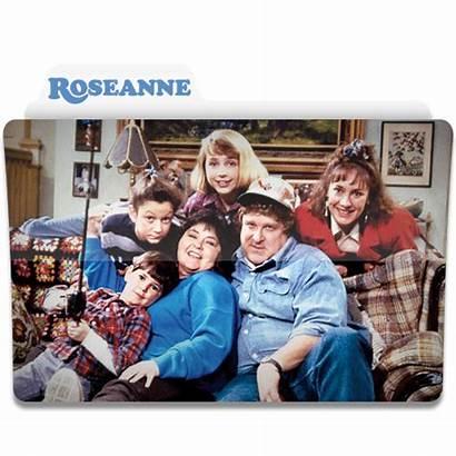 Roseanne Icon Tv Folder Icons