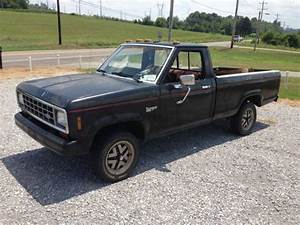 1986 Ford Ranger 2 3l Turbo Diesel 4x4 5 Speed Manual For