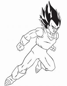 Dragon Ball Gt Coloring Pages - AZ Coloring Pages