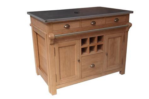 meuble cuisine central meuble rangement salle de bain but 13 ilot central cuisine en chene et inox kirafes