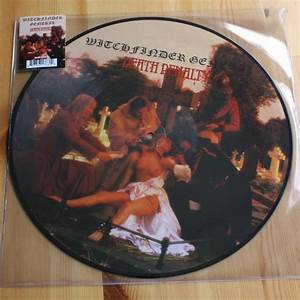 Witchfinder General - Death Penalty (Record Store Day 2017 ...