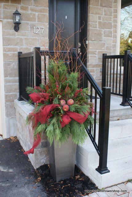 browns flower shop blog christmas