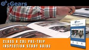 Class A Cdl Pre-trip Inspection Study Guide