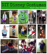 DIY Disney Costumes  Diy Disney Costumes