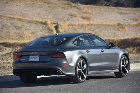 Audi Rs7 by A Dangerous Situation In A 2016 Audi Rs7 Performance
