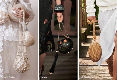 spring summer  handbag trends summer  bags purses