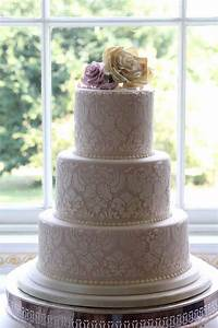 Floral Wedding Cake Decorations