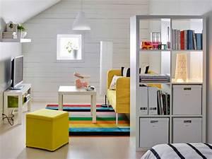 Kleine Regale Ikea : ikea regale kallax 55 coole einrichtungsideen f r wohnliche r ume ~ Orissabook.com Haus und Dekorationen