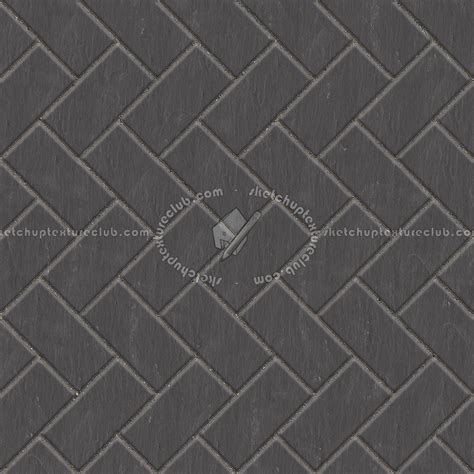 stone paving outdoor herringbone texture seamless