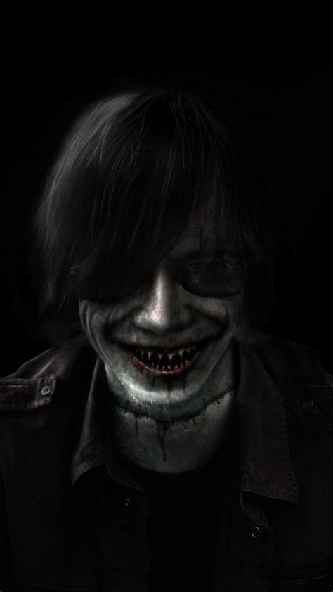 Creepy Wallpaper Iphone by Scary Iphone Wallpapers Top Free Scary Iphone