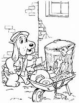 Pound Puppies Coloring Pages Colouring Puppy Sheets Dog Printable Azcoloring Books sketch template