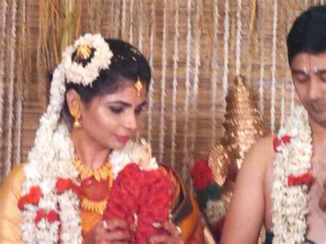 Rahul Ravindran Marriage Photos