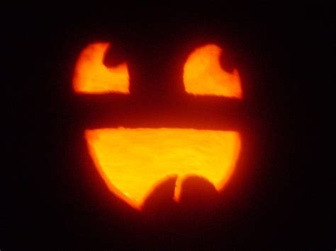 awesome pumpkin awesome face pumpkin by soapseller357 on deviantart