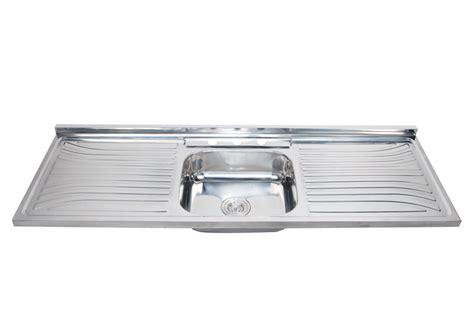 amazing kitchen sinks stainless steel kitchen sink with drainboard wow 1224