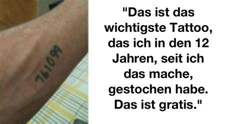 tattoos mit bewegenden hintergrundgeschichten