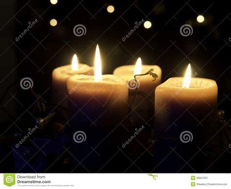 Candles Stock Photo  Image 48551621