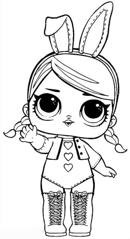 lol doll coloring pages unicorn coloring pages cute