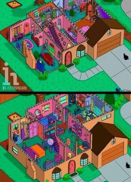 Casa Homer by Los Simpsons Casa Simpsons Homer The Simpsons