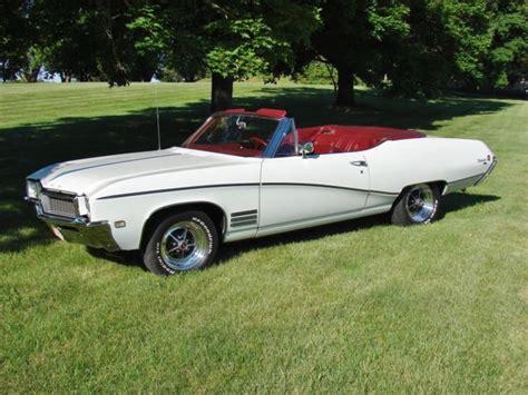 1968 Buick Skylark Convertible by 1968 Buick Skylark Convertible Low Classic