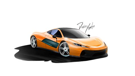 maserati fendi 100 car drawing car drawings by lucas cunha at