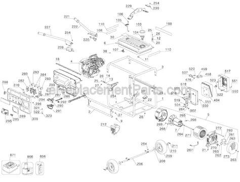 dewalt dgb parts list  diagram ereplacementpartscom