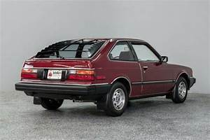 1983 Honda Accord Lx 33734 Miles Burgundy Hatchback 1 8l 5