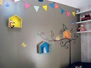 Etagere Chambre Bebe Paruqet En Bois Fonc Lit Bb Montessori Matelas Poufs Coussins Chambre Bb