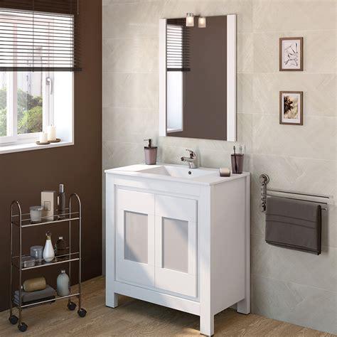 mueble de lavabo versalles ref  leroy merlin