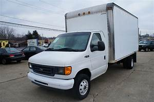 2003 Ford E450 Dually 7 3 Diesel Powerstroke Box Truck Drw
