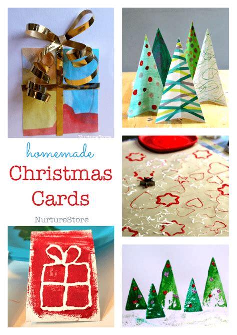 mono printing christmas cards nurturestore