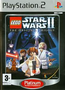Retrospelbutikense Lego Star Wars 2 The Original