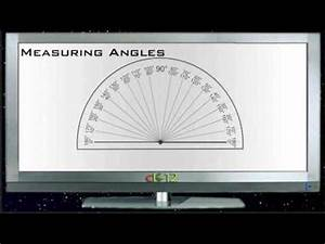 Measuring Angles  Lesson Video For 4th