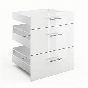Tiroir Coulissant Cuisine : meuble cuisine a tiroir cuisinez pour maigrir ~ Premium-room.com Idées de Décoration
