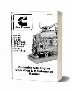 Cummins Gas Engines Manual