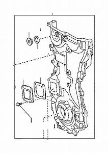 Toyota Venza Engine Timing Cover