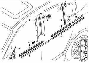 Original Parts For E87 120d M47n2 5 Doors    Vehicle Trim