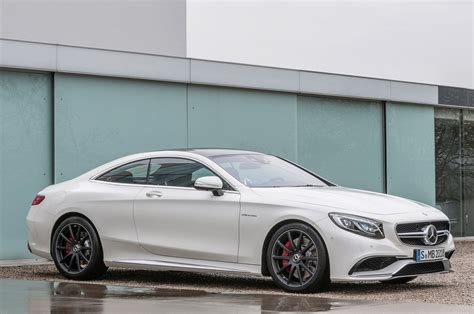 One man's goldilocks is another man's overkill. 2015 Mercedes-Benz S63 AMG Coupe 4Matic Revealed - Motor Trend WOT
