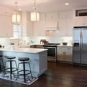 Deco cuisine sol fonce 20171010223955 tiawukcom for Deco cuisine avec chaise blanche de cuisine