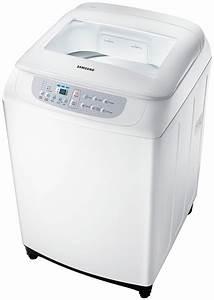 Samsung Wa65f5s2urw 6 5kg Top Load Washing Machine