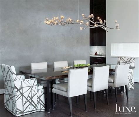Soothing Houston Home by Dining Room A Modern Houston Home Utilizes A Soothing