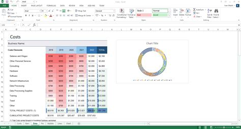 business plan template excel business plan templates 40 page ms word 10 free excel spreadsheets