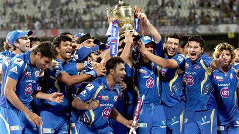 Latest List Of Cabinet Ministers by Mumbai Indians Ipl 2013 Winners Beat Chennai By 23 Runs