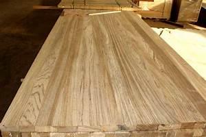 Zebra Wood Edge Glued Butcher Block Countertops--Jieke Wood