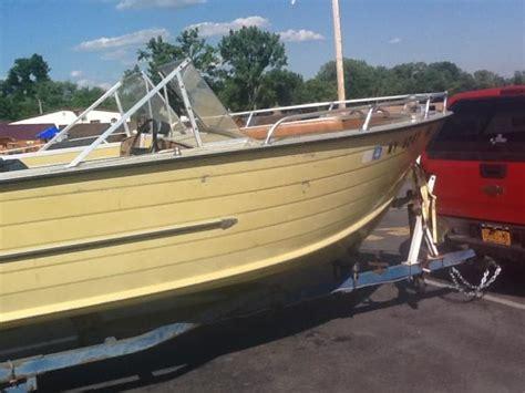 1969 Starcraft Aluminum Boat by Starcraft Offshore 18 Foot Aluminum Open Bow Restoration
