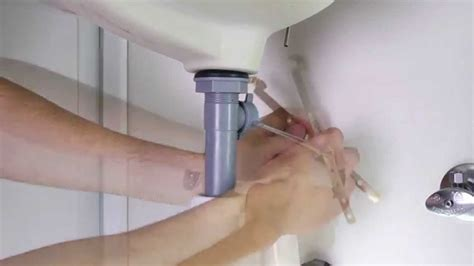 install a kitchen faucet installing a 1 handled bathroom faucet with a pop up drain