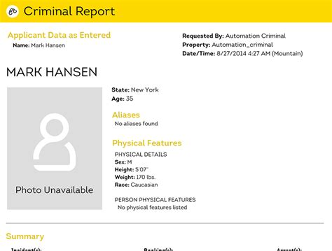 Check Criminal History Records What Does A Tenant Background Check Criminal History Transunion