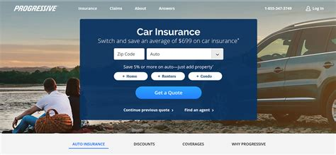 progressive auto insurance phone number customer service