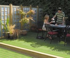 grassedeck decking metsae wood uk esi external works
